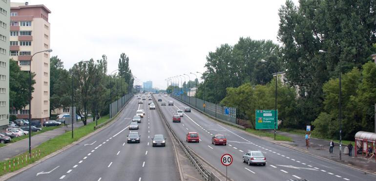 Opóźnienie remontu mostu Łazienkowskiego