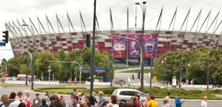 Mecz Polska-Rosja na Narodowym