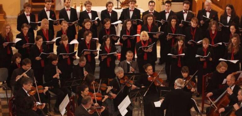Koncert saskokępskiego chóru Epifania