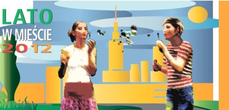 """Startuje """"Lato w mieście"""" dla dzieci i młodzieży!"""