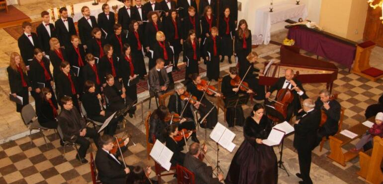Koncert chóru EPIFANIA