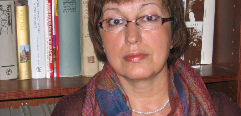 Nie tylko o Kępie z Hanną Faryna - Paszkiewicz