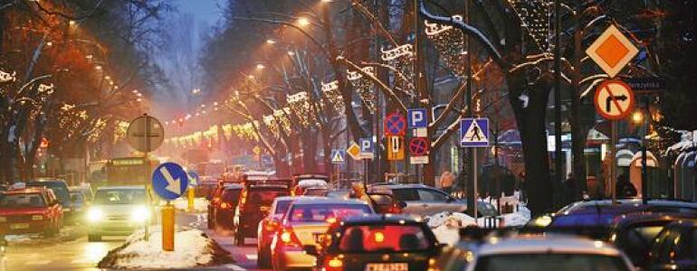 """+fot. dekoracja ulicy Francuskiej w 2010 roku <a href=http://www.se.pl"""">SE.pl</a>"""