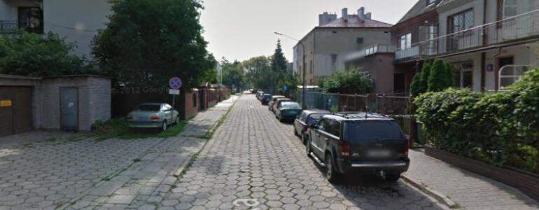ulica Alzacka, fot.: Google Maps