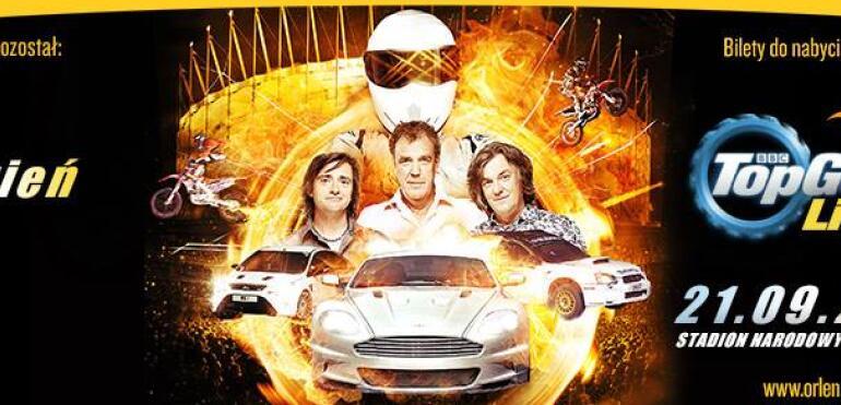 Top Gear na Narodowym