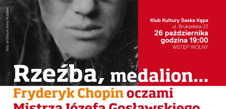 Józef Gosławski - czyli śladami Mistrzów