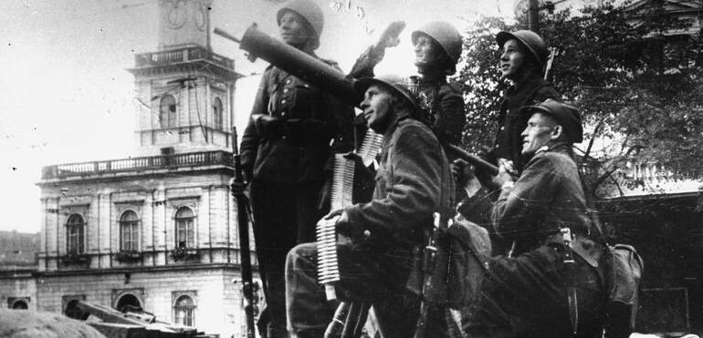 75-lecie obrony Warszawy w 1939 roku