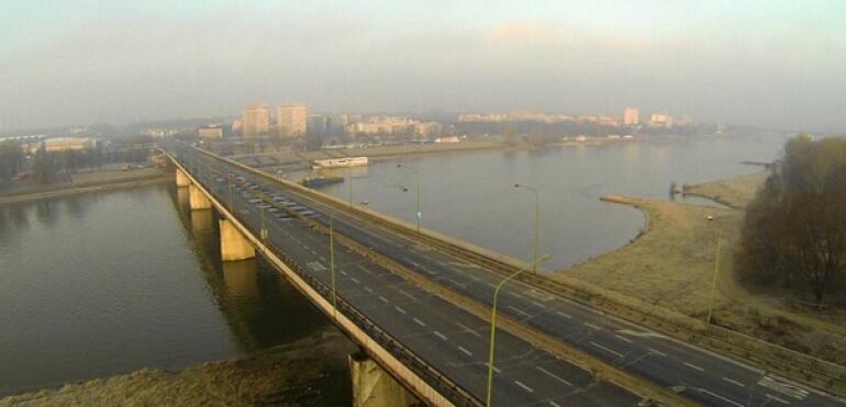 Otwarcie mostu Łazienkowskiego już wkrótce