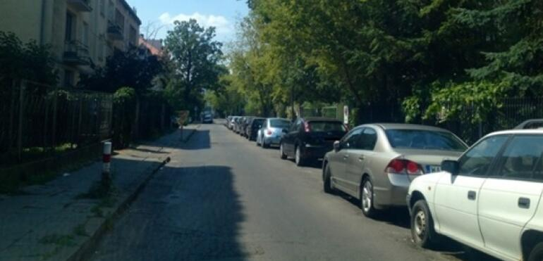 Saska Kępa bez parkomatów
