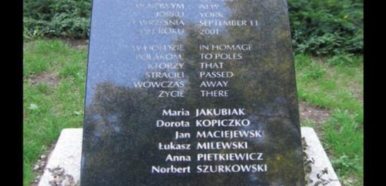 15. rocznica ataku na World Trace Center