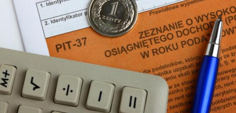 1% podatku na rzecz organizacji pozarządowych