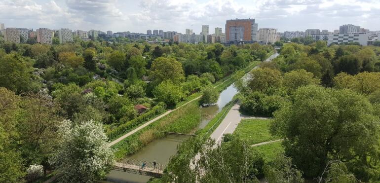 Mieszkańcy apelują o skuteczną ochronę terenów zielonych na Pradze Południe