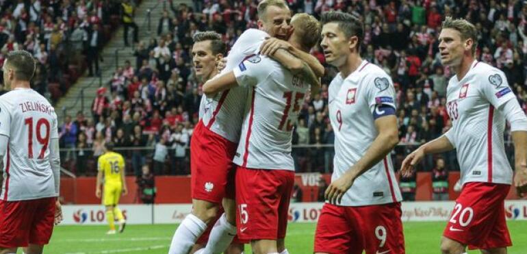 Mecz Polska-Czarnogóra