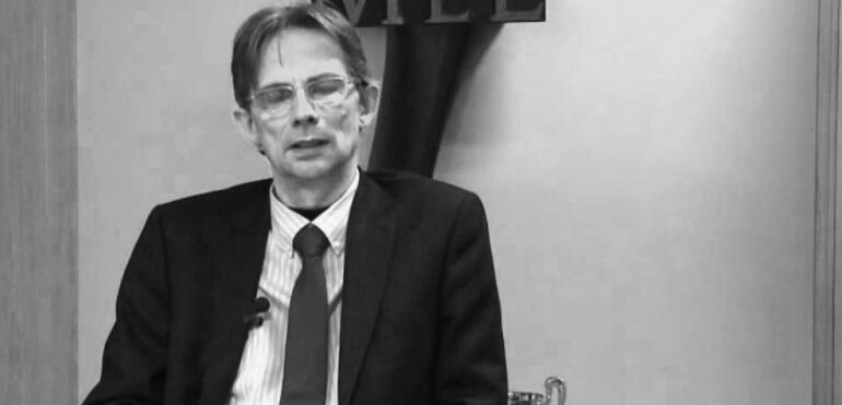 Zmarł profesor Jacek Rokicki