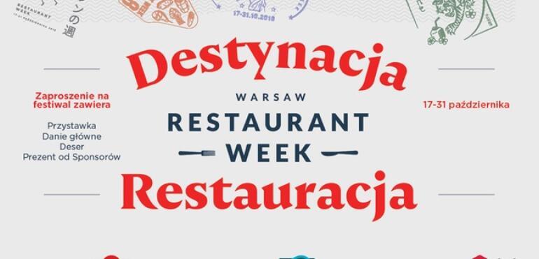 Restaurant Week 2018 w Warszawie! Sprawdź gdzie zjeść za 49 zł na Kępie