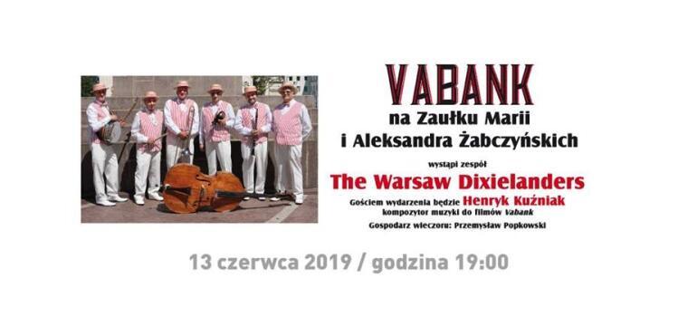 Vabank w Zaułku Marii i Aleksandra Żabczyńskich
