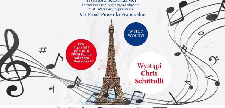 Finał Konkursu Piosenki Francuskiej już za chwilę
