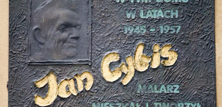 Znani Saskiej Kępy – Jan Cybis