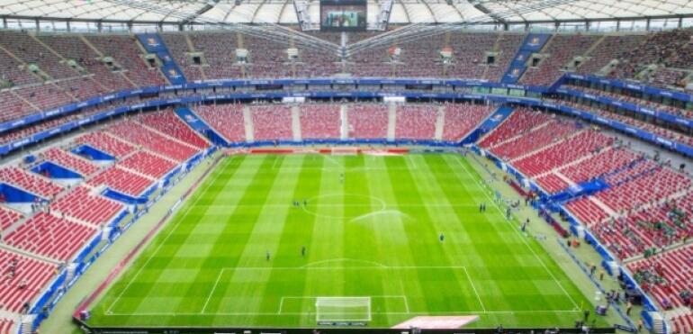 Mecz Polska-Macedonia na PGE Narodowym