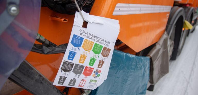 Nowe harmonogramy odbioru odpadów