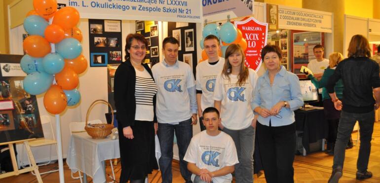 ZS Nr 21 w Warszawie – jedyna taka szkoła na Mazowszu