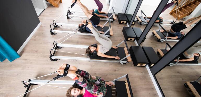 Studio Pilates na Saskiej Kępie