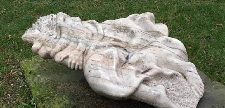 Zaginiona rzeźba z Ateńskiej odnaleziona