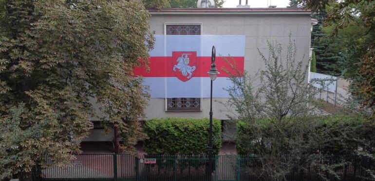 Dom Białoruski na Saskiej Kępie