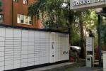 Paczkomat Inpost Saska Kępa (WAW148A)