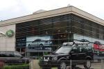 Salon Samochodów Jaguar i Rover